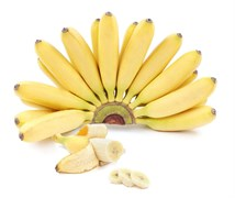 Бананы мини 1кг