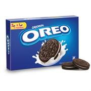 Печенье Орео с какао и начинкой с ванильным вкусом 228г