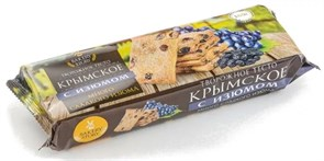 Печенье Бейкери Крымское с изюмом 160г
