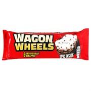 Печенье Вагон вилс с суфле в глазури со вкусом шоколада 6шт.216г
