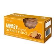 Печенье Анна апельсин тонкое 150г