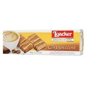 Печенье Лоакер Гран Пастицерия Капучино в молочном шоколаде 100г