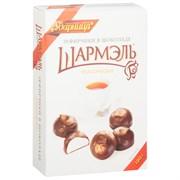 Зефирчики Ударница Шармель в шоколаде классические 120г