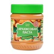 Паста АП арахисовая без сахара 340г