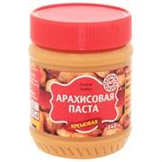 Паста АП арахисовая кремовая 340г