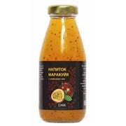 Напиток сокосодержащий Нар Маракуйя с семенами Чиа 300г