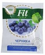Каша ФитПарад овсяная Черника 35г