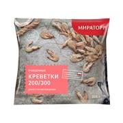 Креветки Мираторг бланшированные очищенные 220г