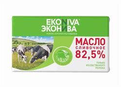 Масло Эконива сливочное 82,5% 350г