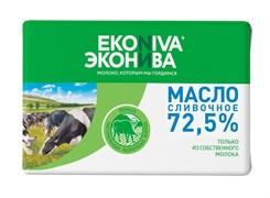 Масло Эконива сливочное 72,5% 200г