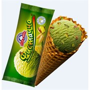 Мороженое Десерт Фентези вкус фисташки и орех 80г