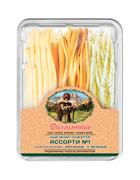 Сыр Долголетие Чечил спагетти ассорти №1 45% 150г лоток
